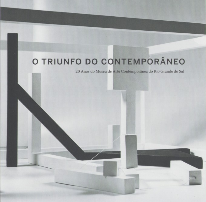 convite Triunfo 680x666 O Triunfo do Contemporâneo no Santander Cultural